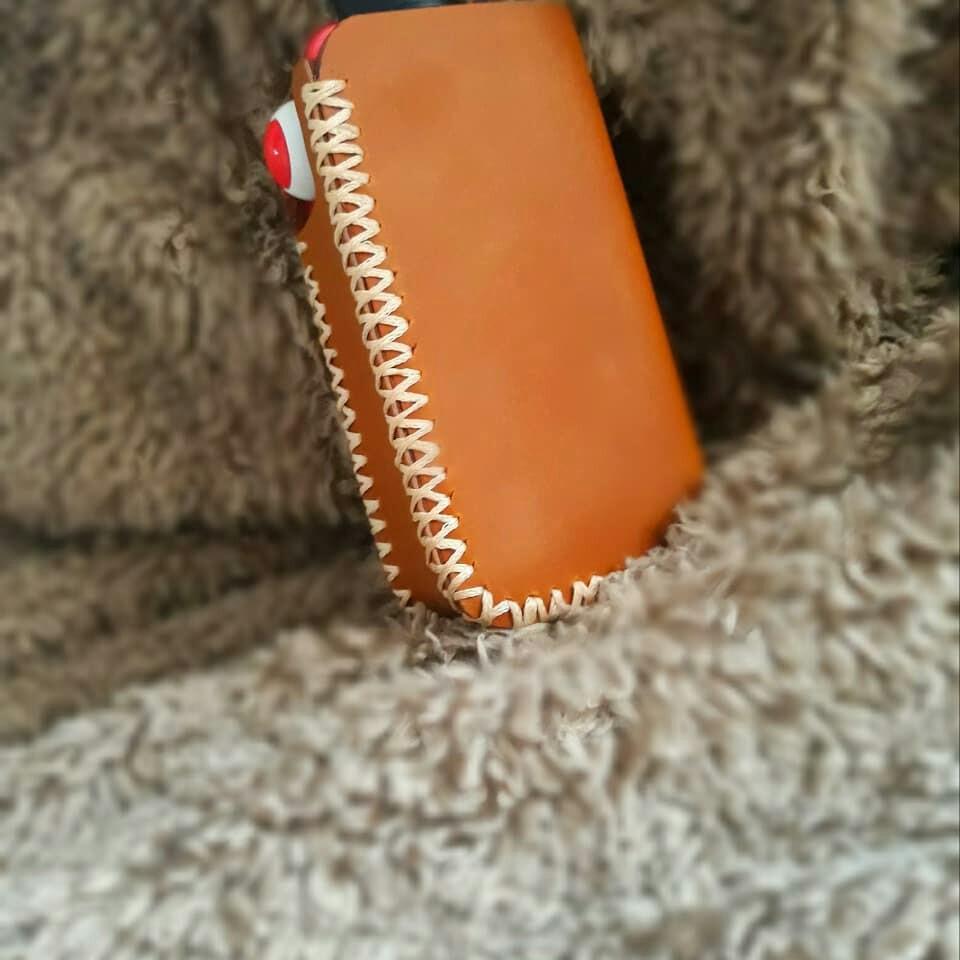 Hexohm leather case