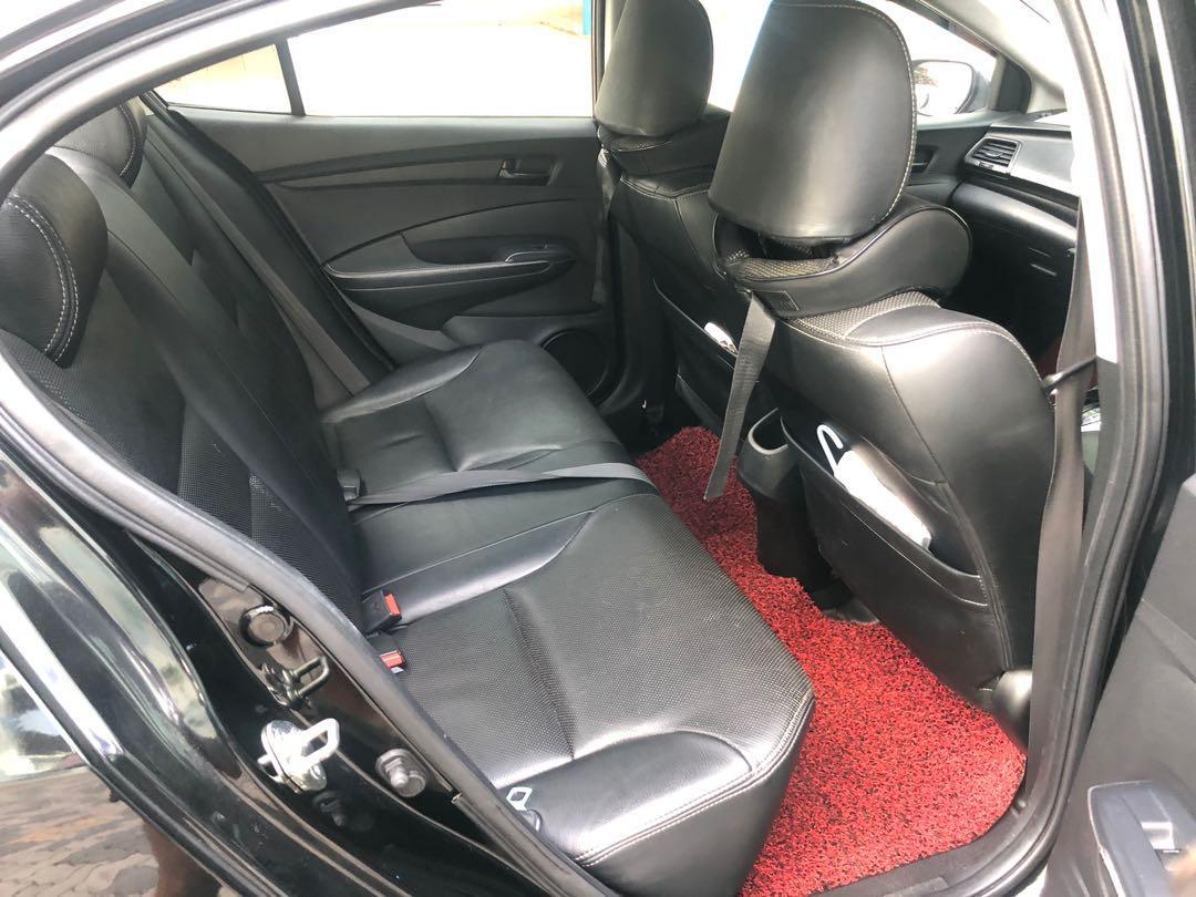 Honda City 1.5 Basic V Sedan i-VTEC (A)