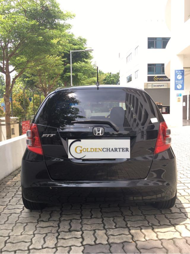 Honda Fit Rental! Personal or PHV can rent! Weekly rental rebate for PHV available!