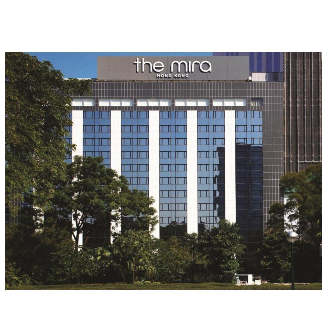 Hotel Reservation 酒店訂房 ~ The Mira Hong Kong