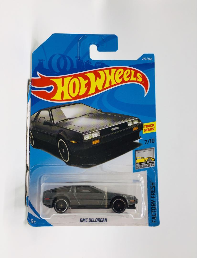 Hotwheels DMC