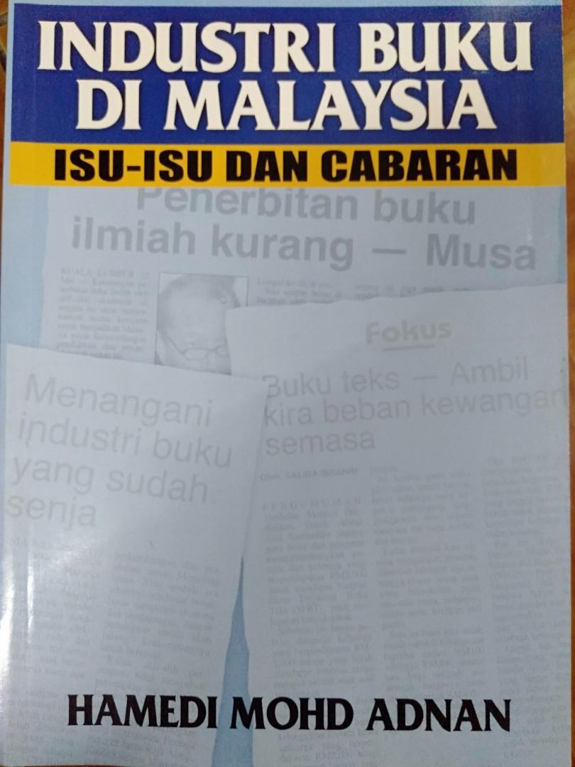 Industri buku di malaysia