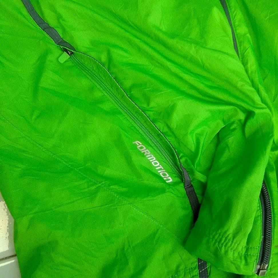 Jaket parasut running sport adidas original