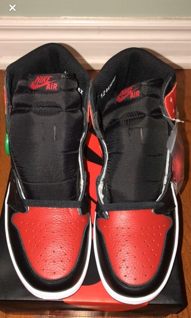 "Jordan 1 ""Banned"" Bred size 12"