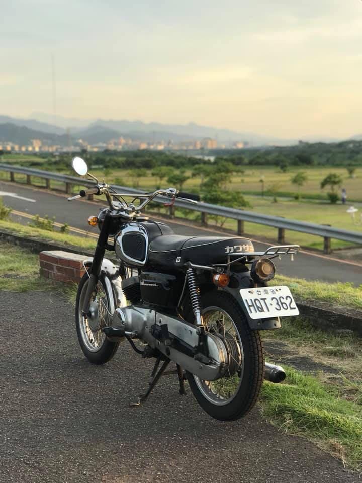 Kawasaki B1 125cc