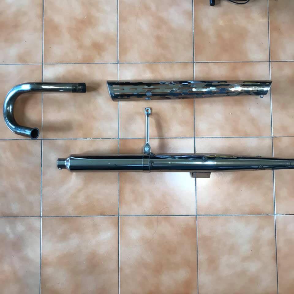 Kawasaki B1 翹管 含支架