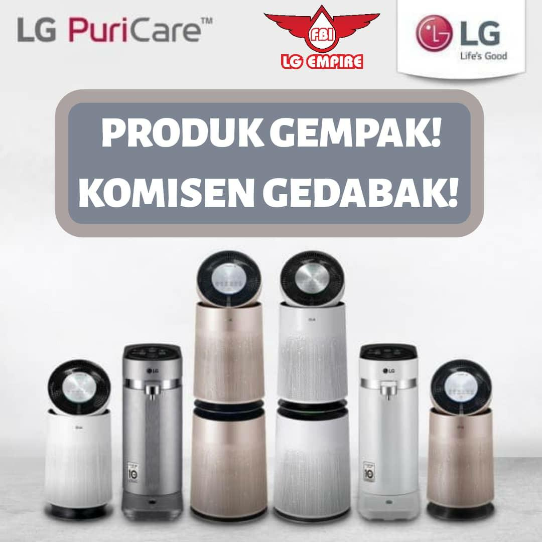LG Puricare Manager