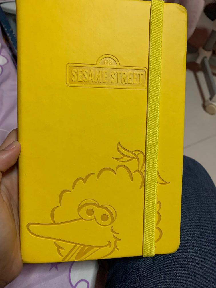 Grid Limited Edition Big Bird Notebook