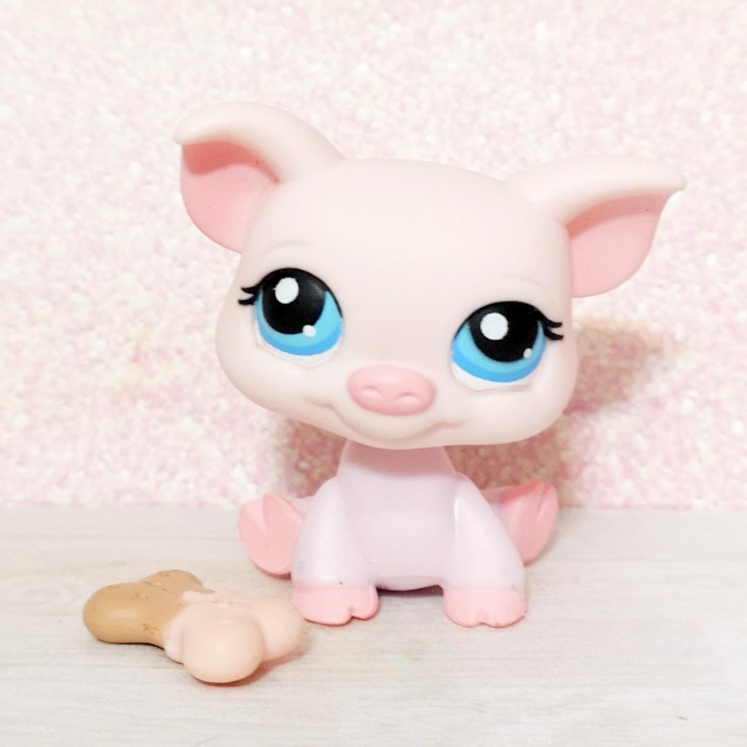 Littlest Pet Shop lps pig