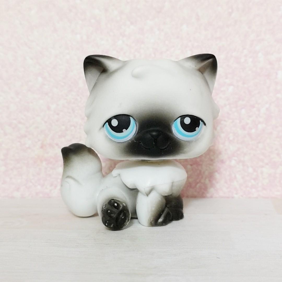 Littlest Pet Shop lps vintage persian cat