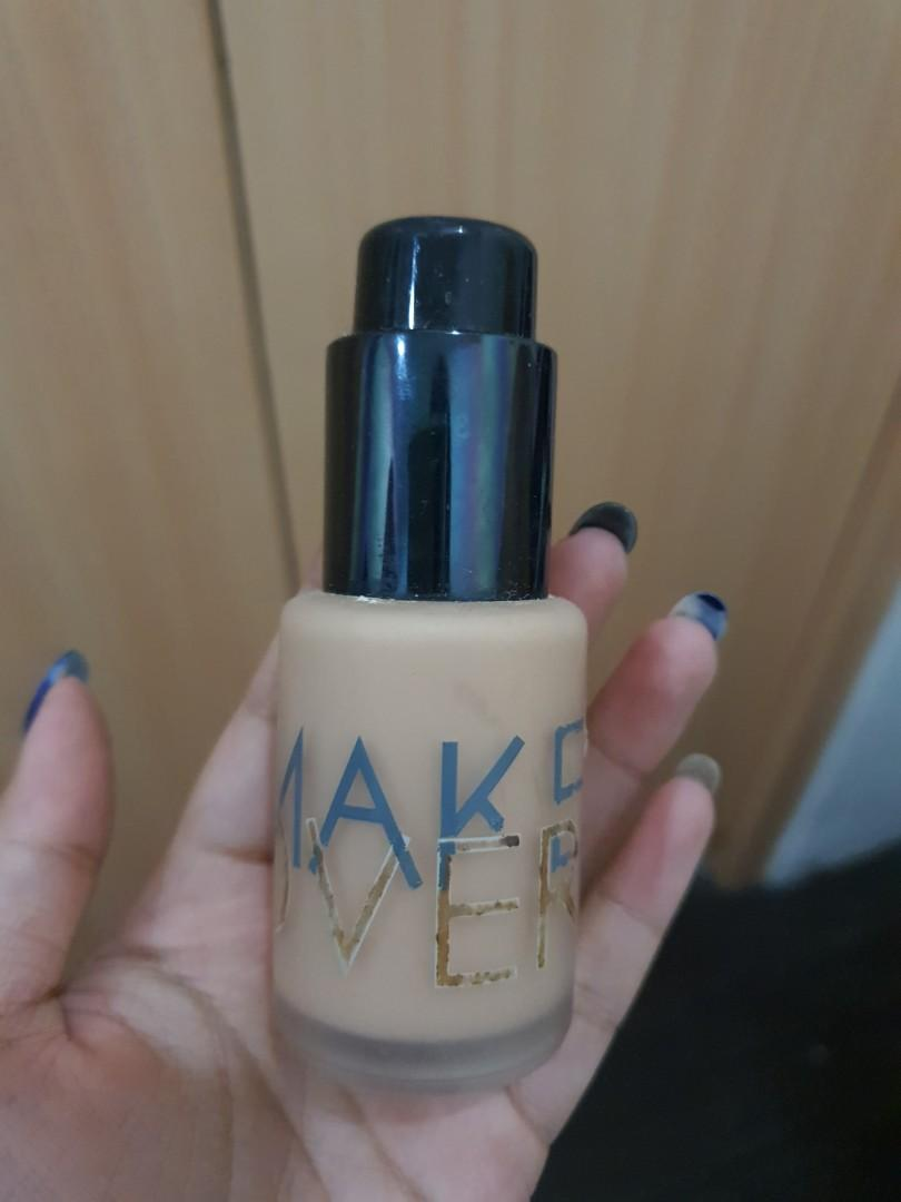 Make Over Foundation
