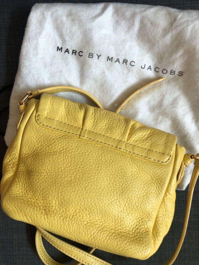 Marc By Marc Jacobs純牛皮袋#sell my bags