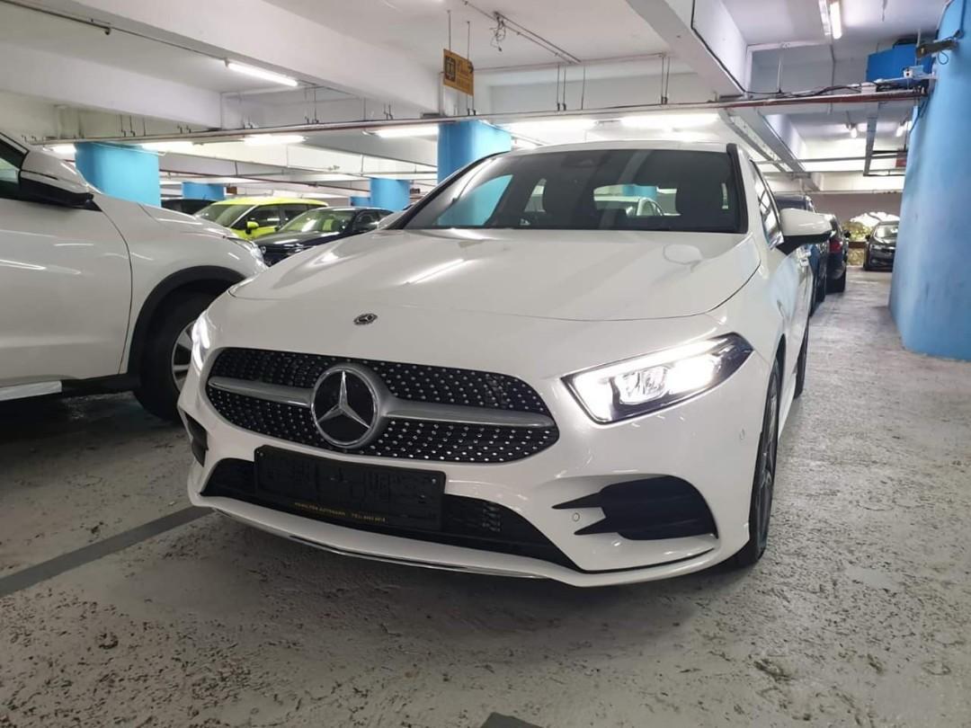 Mercedes-Benz A200 Saloon AMG New Model