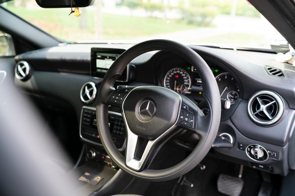 Mercedes-Benz A180 Style Auto