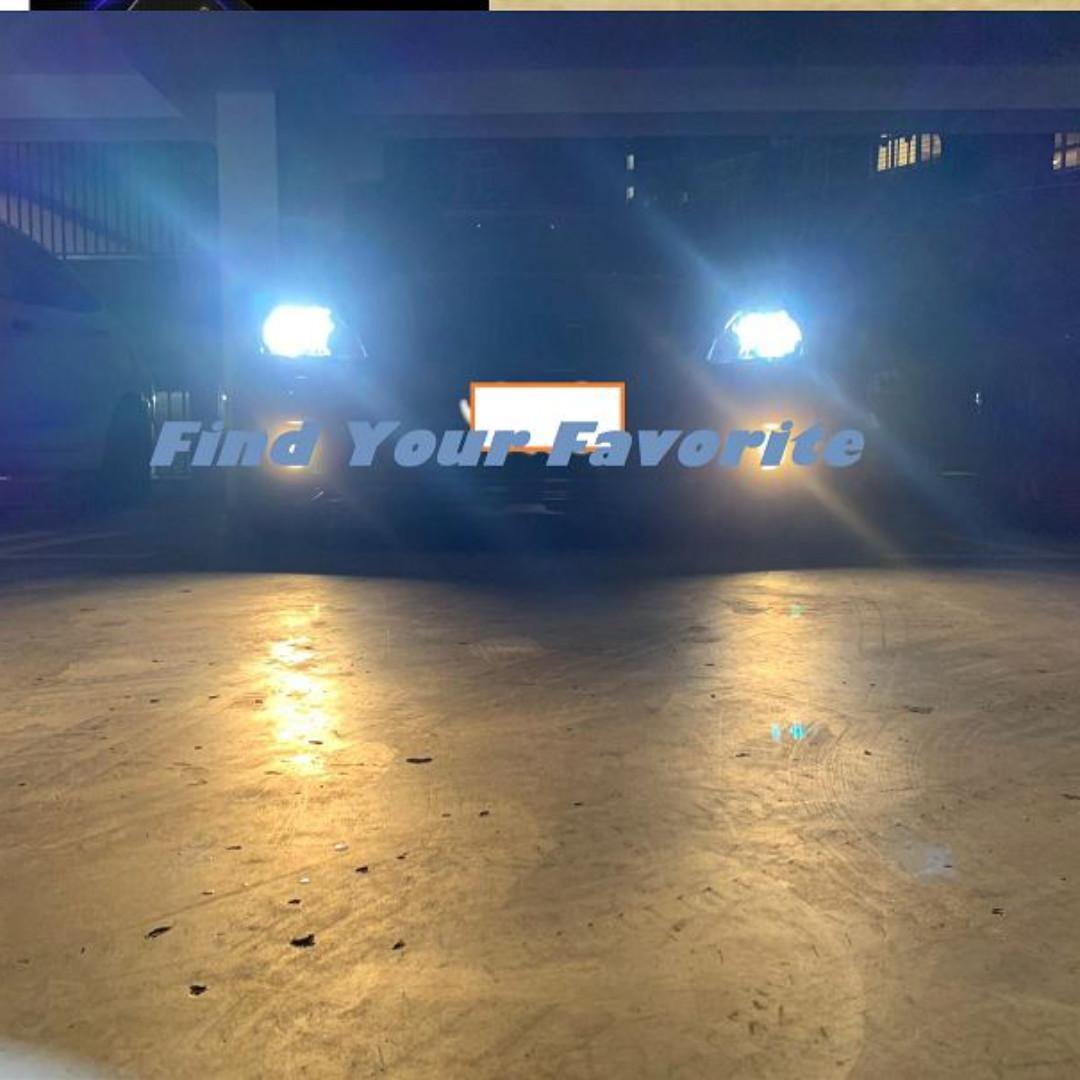 Mitsubishi Lancer CS3 on H4 Multi-core Eutectic CREE Technology headlight - CASH&CARRY NO INSTALLATION