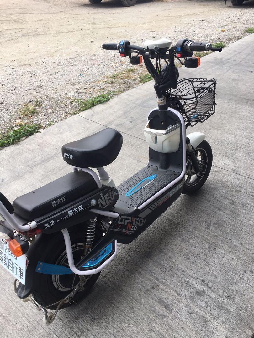 Motor electronic