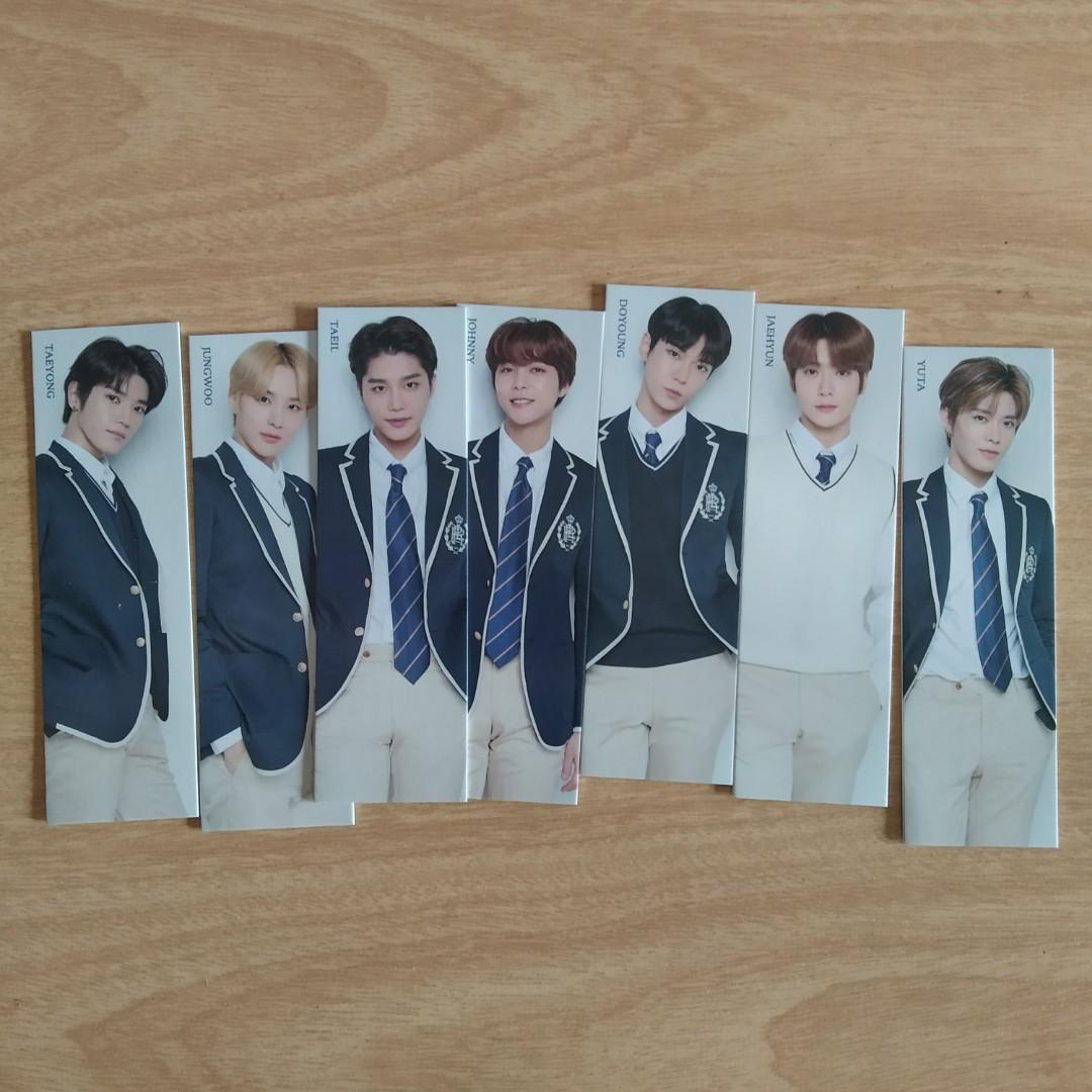 NCT 127 Back To School Kit (Loose)