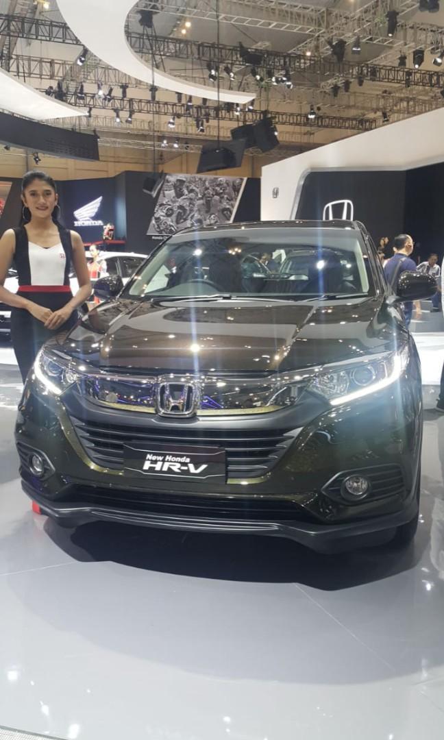 New Honda HR-V Spesial Edition 2019, OctoberFest Year End Sale