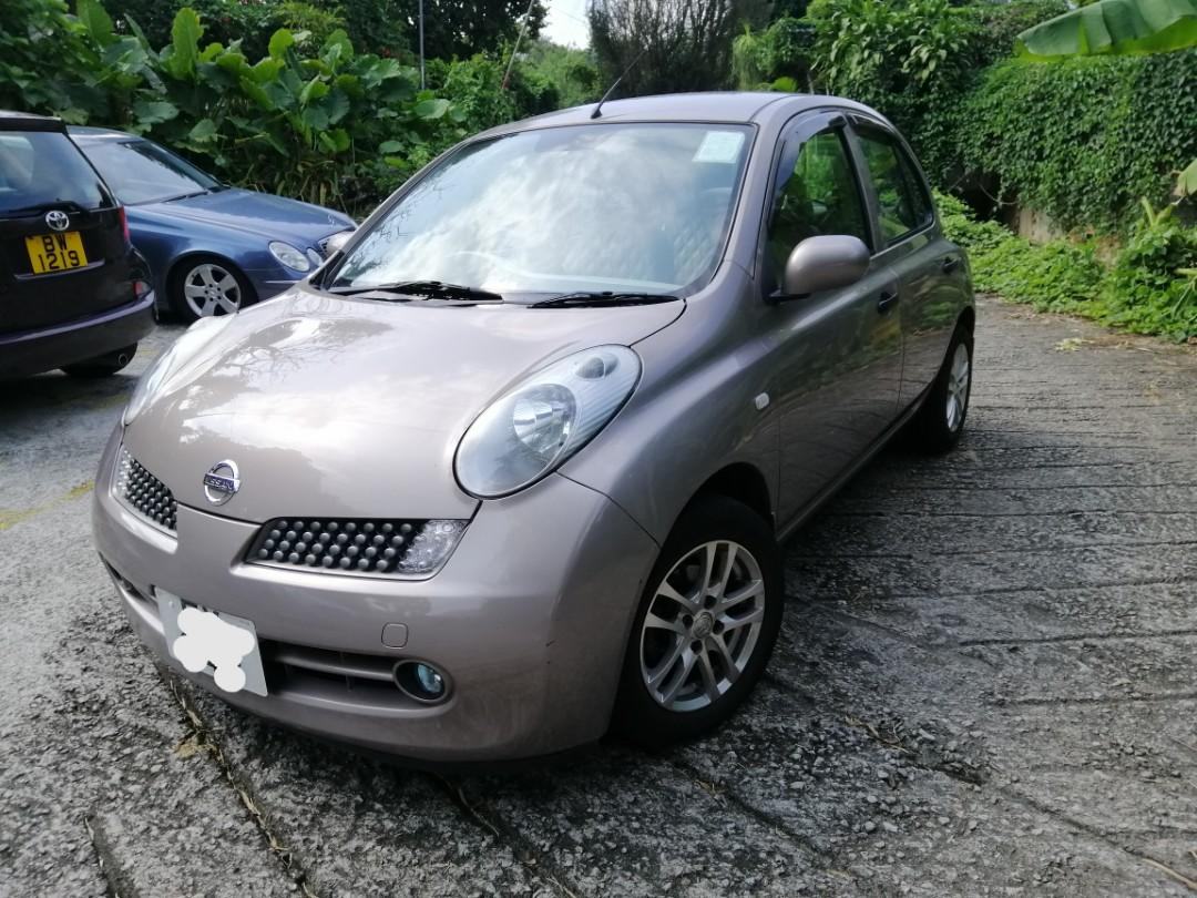 NISSAN MARCH 2006