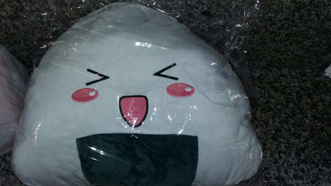 Onigiri Cushion