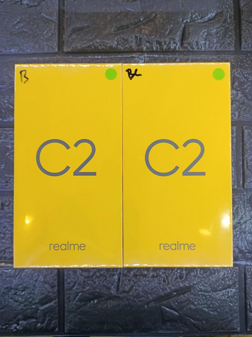 Oppo Realme C2 32gb (Local Set)
