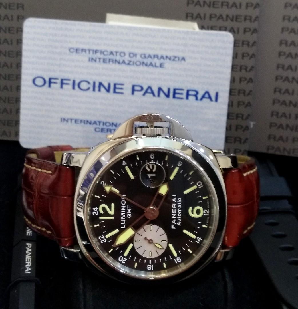 PANERAI PAM 88 GMT