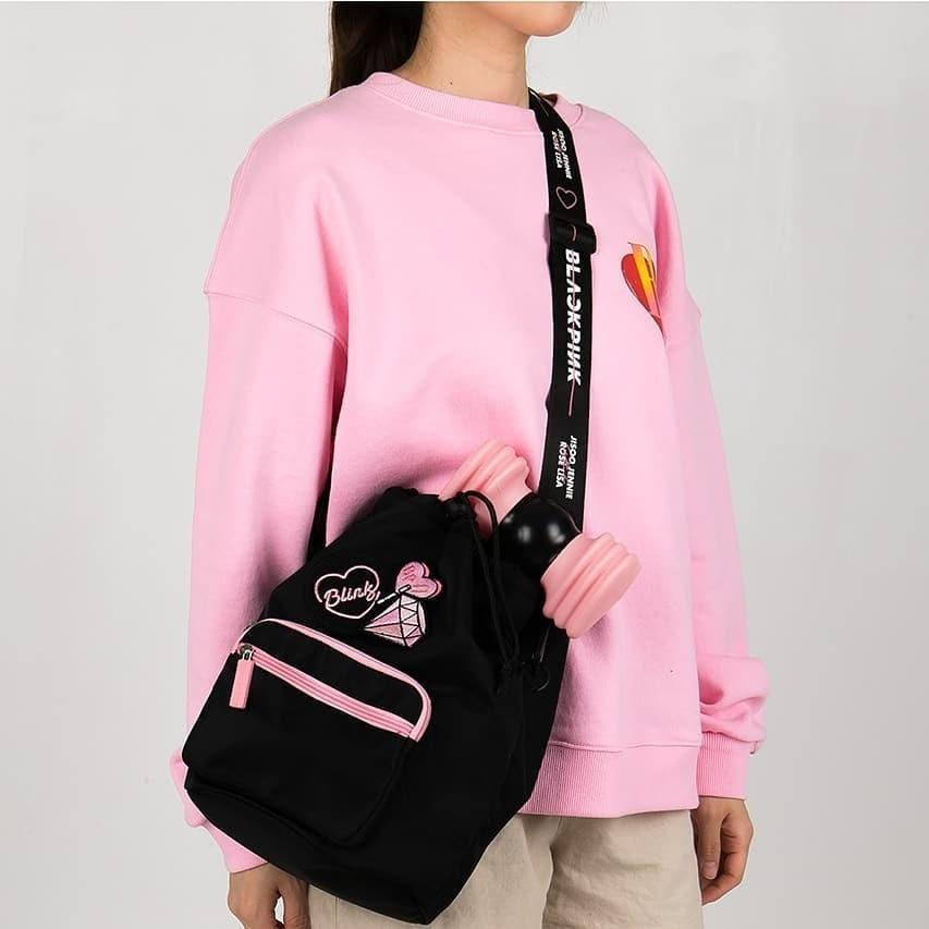 [PO] BLACKPINK - OFFICIAL MERCHANDISE  Lightstick Pouch Bag