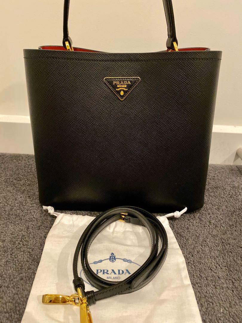 Prada Double Saffiano Bag