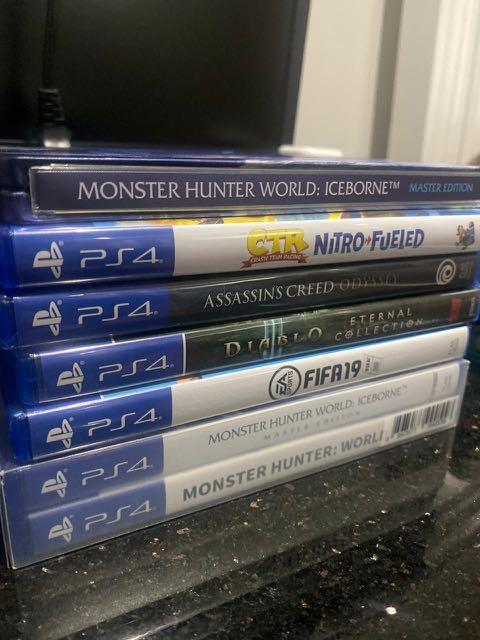 PS4 Pro 1TB Termurah Banyak Bonus