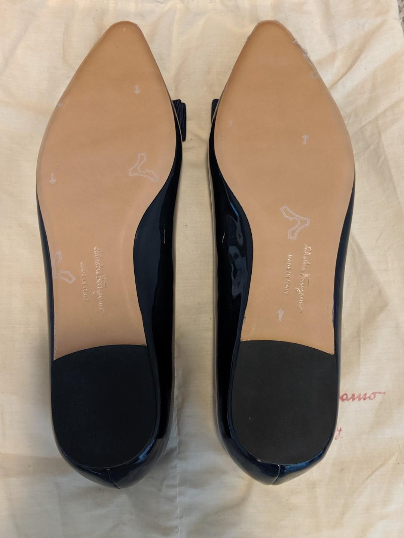 Salvatore Ferragamo Emy Ballet Flats 6C/36 - Brand new rrp. $895