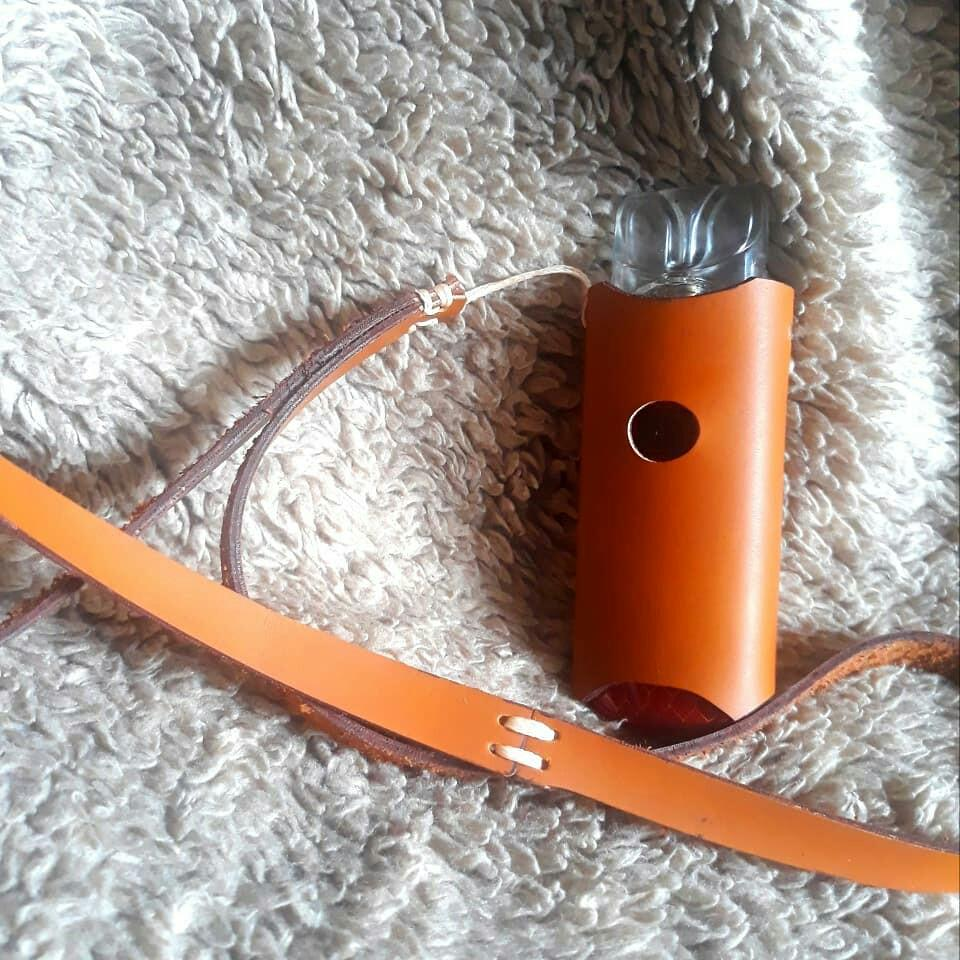 Smoke nord leather case