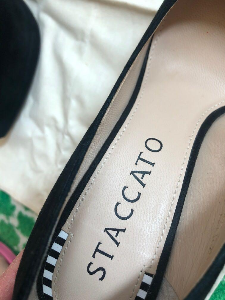 Staccato high heel shoes 35