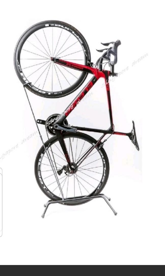 Standing Bicycle Rack