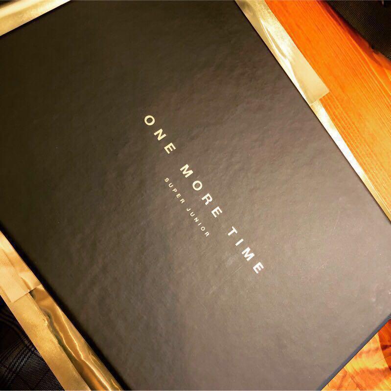 SUPER JUNIOR迷你一輯'OneMoreTime'特別版 全新專 利特 希澈 藝聲 神童 銀赫 東海 始源 厲旭