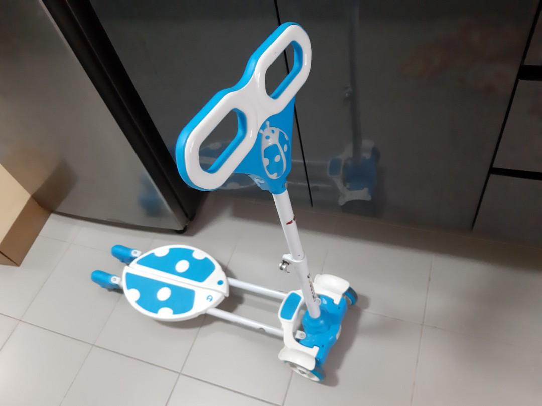 Sway Scooter