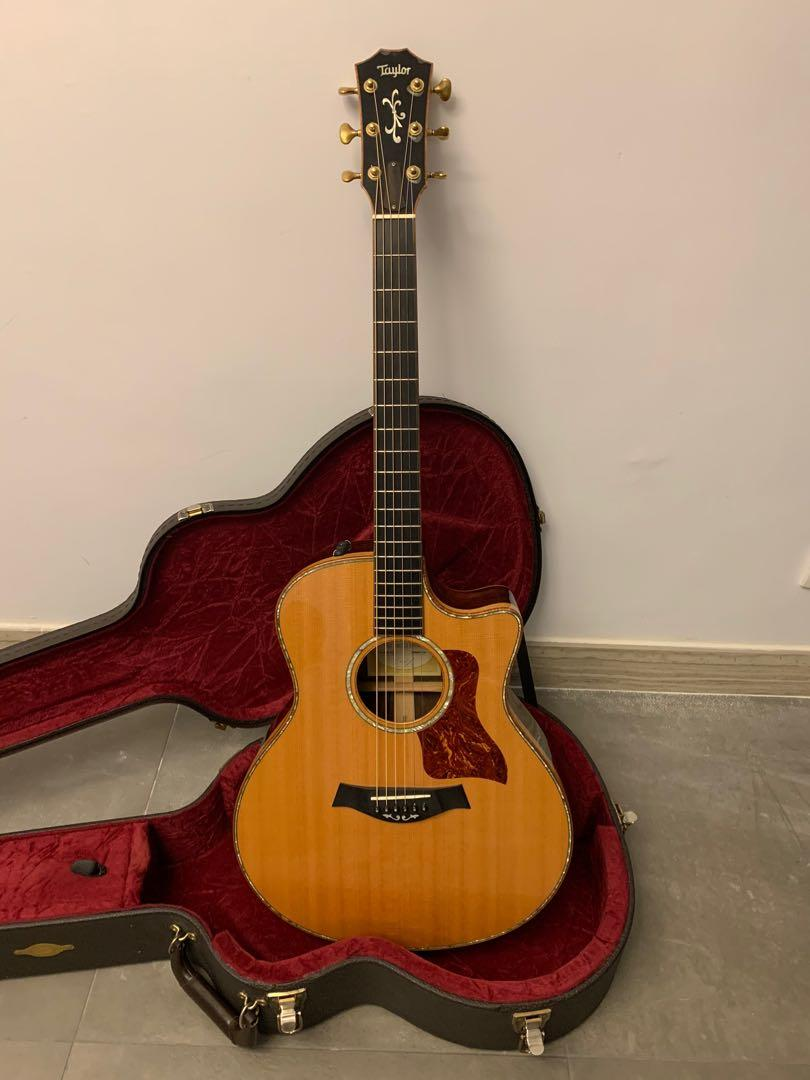 Taylor Fall Limited Cocobolo GS Acoustic Guitar