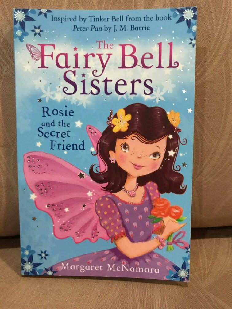 The Fairy Bell Sisters - Rosie and the Secret Friend