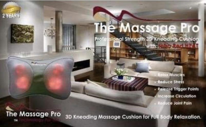 The massage pro massager
