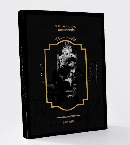 """TILL """"The Journey Never Ends"""" Photobook for Hanbin by  @BEONE1022"""