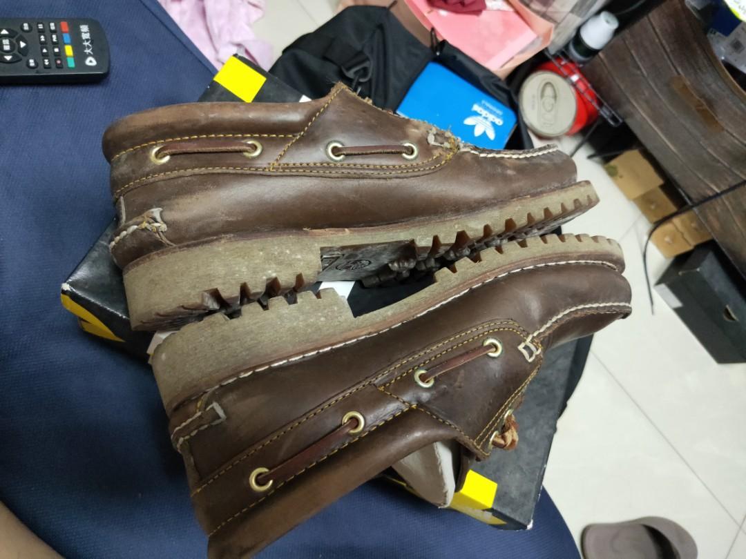 Timberland 雷根鞋 27.5cm  牛皮