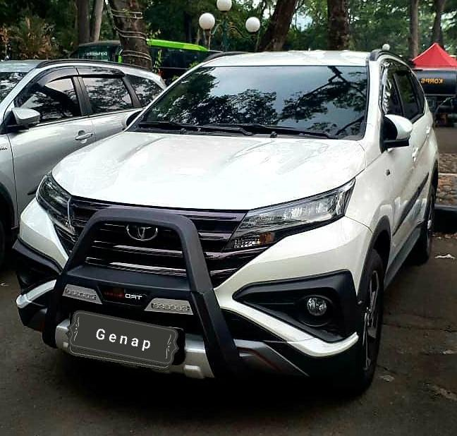 Toyota All New RUSH TRD sportivo 1.5 AT 2018 angs 2.2 jt