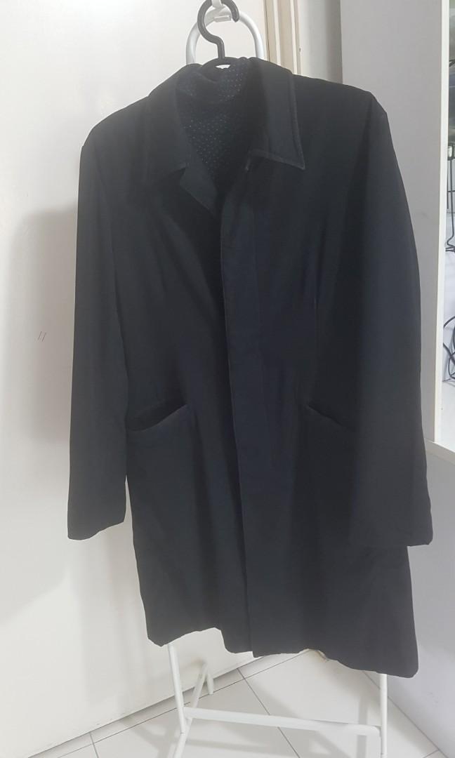 Unisex Long Coat