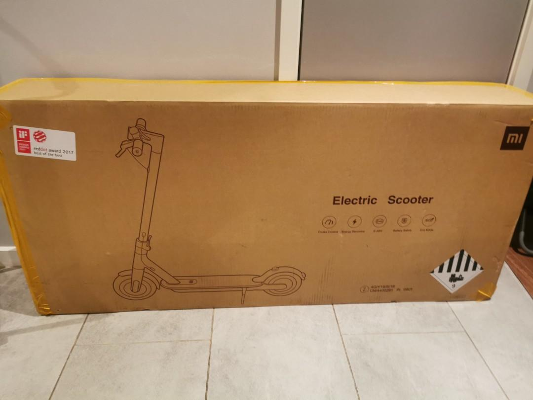 URGENT! Electric Scooter Xiaomi M365