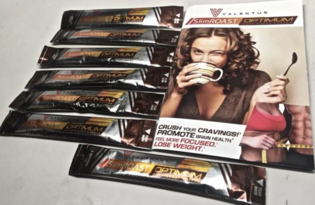 Valentus coffee sample packs
