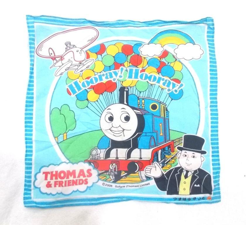 Vintage Rare Thomas And Friends Anime Bandana Handkerchiefs