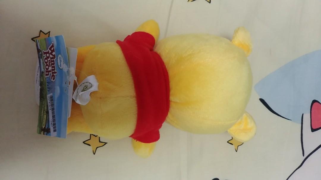 Winnie The Pooh 公仔 小熊維尼