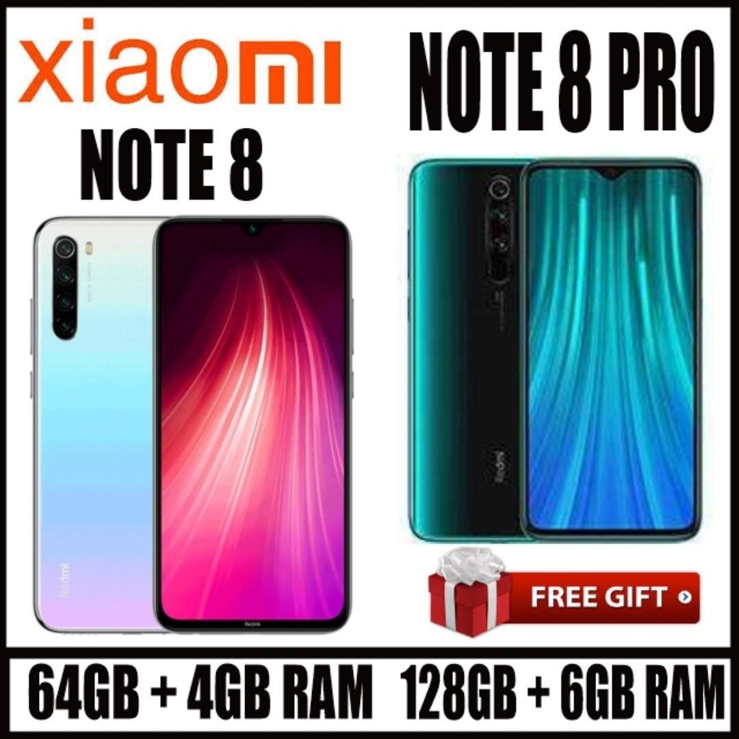 Xiaomi Redmi Note 8   Note 8 Pro
