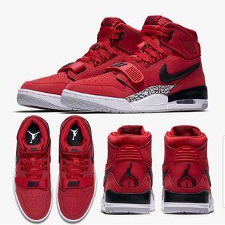 Jordan Legacy 312 Varsity Red Original