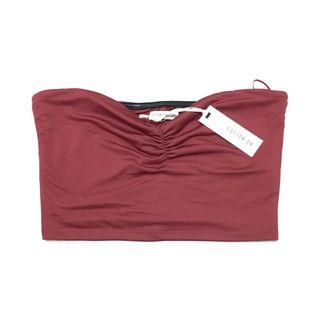 [FREE DELIVERY] Cotton On Viola Bandeau Tube Top