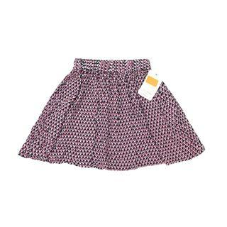 [FREE DELIVERY] Zara TRF Printed Casual Mini Skirt